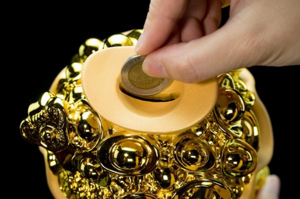ถุงทองมงคล ถุงทองนำโชค ถุงทองโชคดี